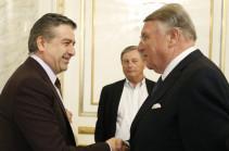 Վարչապետը շահագրգռված է Հայաստանում գերմանական կապիտալի ընդլայնմամբ և կառավարման մշակույթի ներգրավմամբ