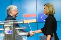 Եվրոպական միությունը լիովին սատարում է ԵԱՀԿ Մինսկի խմբի համանախագահ պետությունների ջանքերը. Ֆեդերիկա Մոգերինի