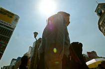 Ճապոնիայում շոգի պատճառով մոտ հազար մարդ հիվանդանոց է տեղափոխվել