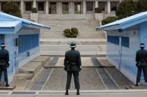 Հարավային Կորեայում հայտարարել են ԿԺԴՀ-ի հետ սահմանի երկնքում չճանաչված օբյեկտի մասին