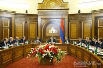 Քննարկվել է Հայաստանի Հանրապետության գործարար միջավայրի բարելավման 2017 թ. միջոցառումների ծրագրի նախագիծը