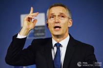 Столтенберг об участии НАТО в коалиции против ИГ: даже не обсуждается