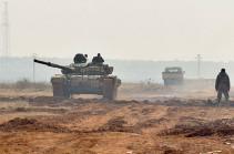 Սիրիայում սպանվել է ԻՊ-ի «պատերազմի նախարարը»