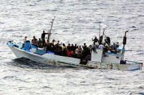 Լիբիայի ափերի մոտ ներգաղթյալներով նավ է խորտակվել