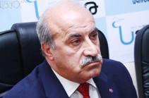 Нельзя игнорировать нервозность Азербайджана – Хосров Арутюнян