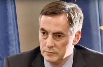 Дэвид MакАлистер: ЕС обеспокоен гонкой вооружений между Арменией и Азербайджаном