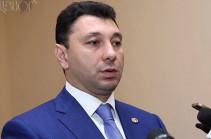 Министр юстиции – единственное изменение в составе нового правительства Армении