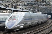Ճապոնիայում անհայտ անձը հրդեհել է գնացքի վագոնը