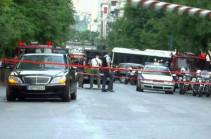 Աթենքում պայթեցվել է Հունաստանի նախկին վարչապետի մեքենան