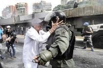 СМИ сообщили о 60 погибших в ходе протестов в Венесуэле