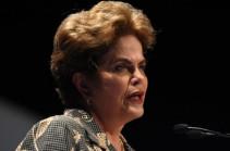 Դիլմա Ռուսեֆը պահանջել է իրեն վերադարձնել Բրազիլիայի նախագահի պաշտոնը