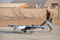 ВВС Сирии сбили израильский беспилотник