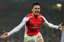 Болельщики признали Алексиса Санчеса лучшим игроком сезона в «Арсенале»