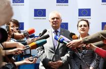 ԵՄ-ն աջակցում է ԵԱՀԿ Մինսկի խմբի համանախագահների վերջին հայտարարությանը. Սվիտալսկի