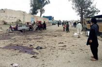 Tеракт в афганском городе Хост: погибли 18 человек