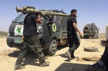 Իրաքցի զինվորականները գրոհել են Մոսուլում ԻՊ-ի վերջին թաքստոցները