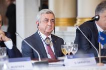 Սերժ Սարգսյանը Բրյուսելում մասնակցել է ԵԺԿ ընդլայնված կազմով գագաթաժողովին
