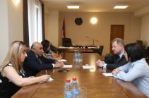 Հայաստանի  վարչատարածքային բարեփոխումների գործընթացում դիտարկվում են թույլ տարածքների զարգացման լիտվական  հայեցակարգերը