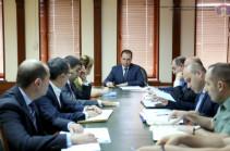 Վիգեն Սարգսյանն ընդունել Է տարբեր բնույթի հարցերով դիմած քաղաքացիների