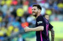 Месси признан самым ценным игроком «Барселоны» в сезоне