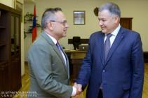 Ֆրանսիայի աջակցությունը Հայաստանում իրականացվող դատաիրավական համակարգի բարեփոխումներին կլինի շարունակական