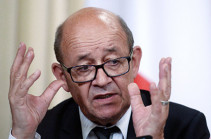 Главы МИД Франции и Германии обсудили ситуацию на Украине и в Сирии