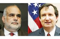Հանդիպել են Րաֆֆի Հովհաննիսյանն ու ԱՄՆ դեսպանը