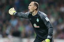 «Вердер» продлил контракт с 37-летним вратарём Дробны