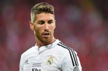 «Реал» продлит контракт с Серхио Рамосом до 2021 года