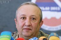 Հայկական զինված ուժերը լիարժեք կարող են կանխել պատերազմը. Մովսես Հակոբյան
