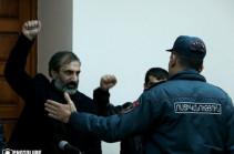 Арарат Хандоян приговорен к 3,5 годам лишения свободы