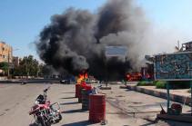 СМИ: более  50 человек погибли в результате удара ВВС коалиции в городе Эль-Маядин