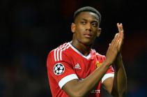 Марсьяль изъявил желание покинуть «Манчестер Юнайтед»