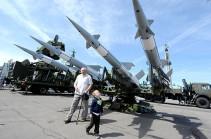 Ռուսաստանը 2016 թվականին սպառազինություն է մատակարարել 50 երկրի