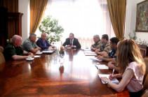 Расширяется армяно-российское сотрудничество по реагированию на чрезвычайные ситуации