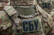 В Донбассе взорвался автомобиль с сотрудниками СБУ