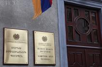 Լուսինե Սահակյանի կողմից տեղեկություն է ներկայացվել այն մասին, որ  Ոստիկանության ծառայողը հարվածել է իրեն
