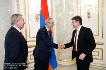 «Ալիանս Գրուպ»-ը մտադիր է Հայաստանի միջոցով ապահովագրական գործունեություն ծավալել երրորդ երկրների շուկաներում