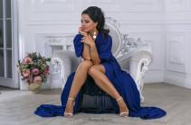 Հրաշալի օր, հանդիպում էր. մոսկվաբնակ պարուհի Մարինա Մարտիրոսյանը Հայաստանում է (Լուսնկարներ)