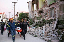 Евросоюз готов помочь Греции в связи с землетрясением на острове Кос