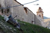 Կենտրոնական Իտալիայում 4,2 մագնիտուդով երկրաշարժ է գրանցվել
