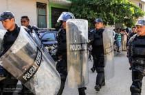 В Мексике пять человек погибли в бою между морпехами и бандитами