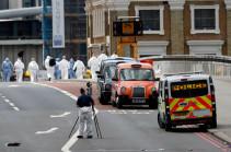 Взрыв прогремел в центре Лондона