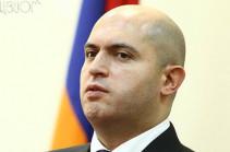 Զարմացած չեմ, որ Ռուսաստանի նախագահը հանդիպել է Ադրբեջանի նախագահին. Արմեն Աշոտյան