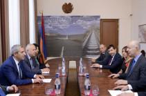 Քննարկվել են տրանսպորտի, հեռահաղորդակցության և ՏՏ ոլորտներում հայ-իսրայելական գործակցության հնարավորությունները