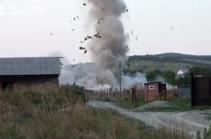 Ինգուշեթիում գրոհայինների խումբ են ոչնչացվել (Տեսանյութ)