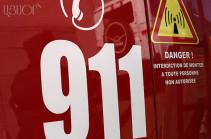«Վեոլիա Ջուր» ՓԲԸ-ի տածաքում հրդեհ է բռնկվել. հայտարարվել է հրդեհի բարդության «ԲԻՍ-1» աստիճան