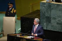 ԵՄ համաձայնագիրը կօգնի նոր թափ հաղորդել ինստիտուցիոնալ բարեփոխումներին. ՀՀ նախագահ