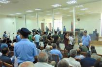 «Սասնա ծռերի» գործով փաստաբանները բոյկոտել են դատական նիստը