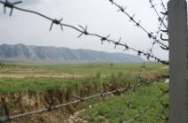 Турецкий пастух задержан при пересечении армяно-турецкой границы